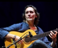 Flamenco guitarist Vicente Amigo at Lincoln Theatre in DC March 6, 2016 + ticket giveaway contest