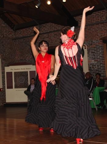 Yanira and Francisca